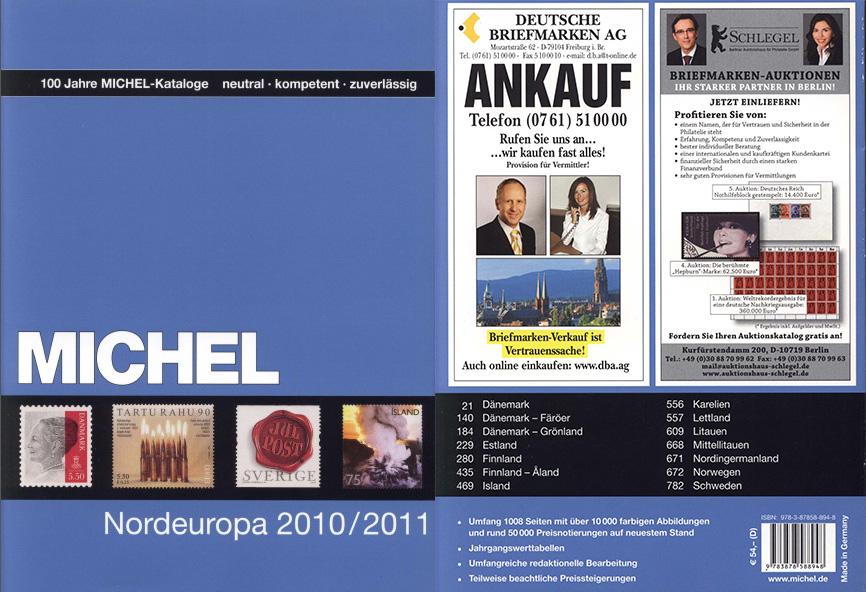 michel nordeuropa katalog 2010 2011 europa band. Black Bedroom Furniture Sets. Home Design Ideas